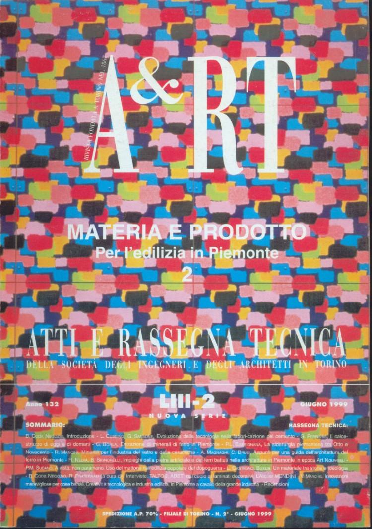 A&RT-mattone a vista